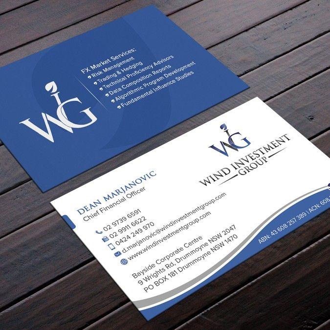 Business Card Design For New Company Business Card Contest Company Business Cards Business Card Design Card Design