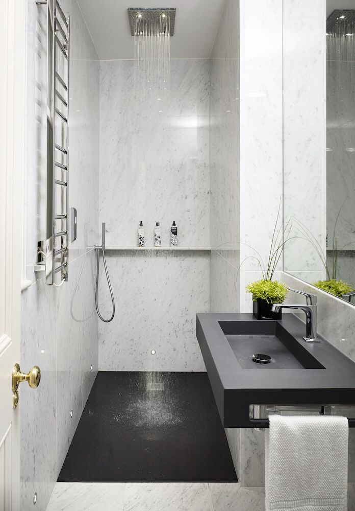 Master Wet Room Modern Small Bathrooms Ensuite Bathroom Designs Ensuite Shower Room