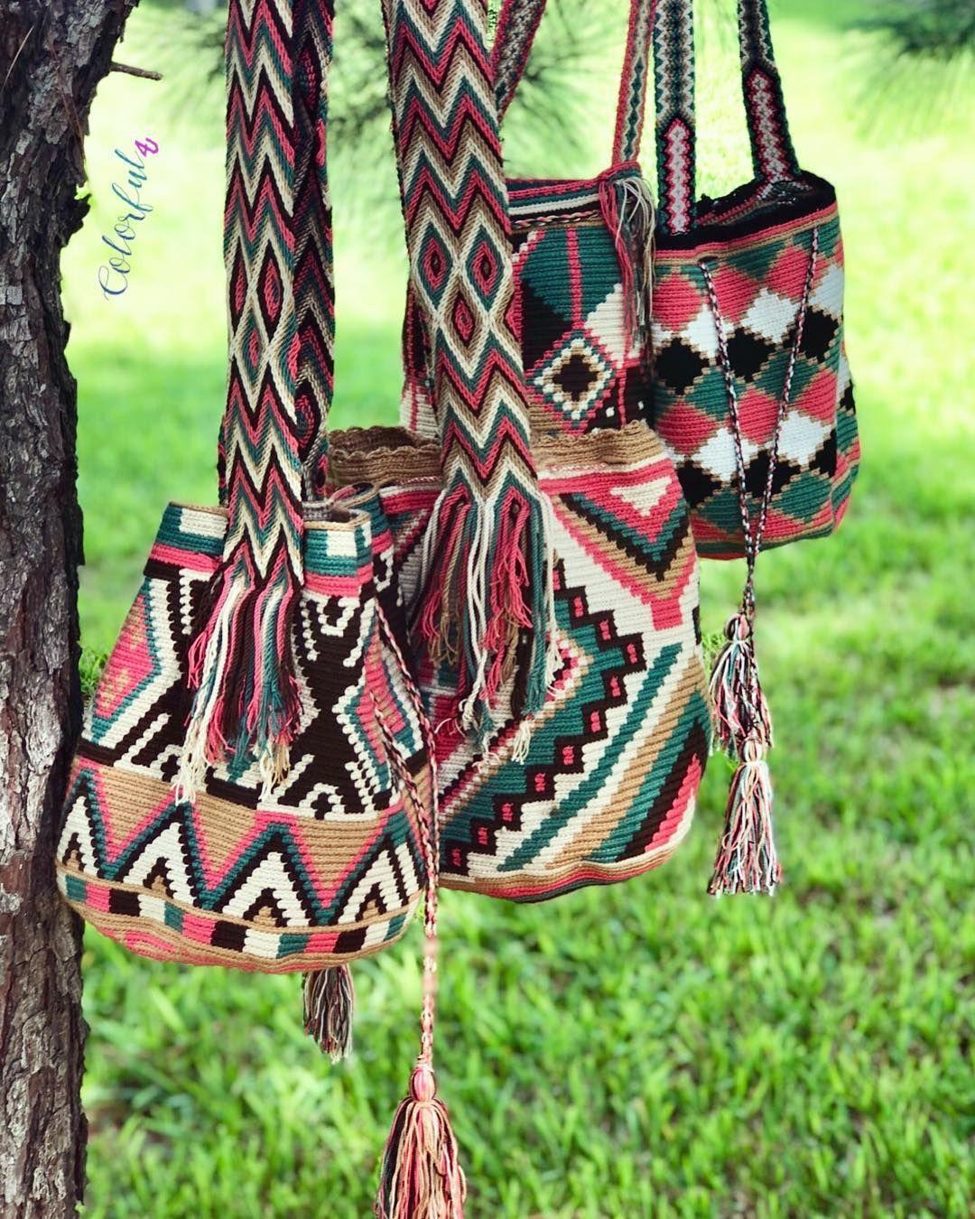 Des Idées De Motif De Sacs à Crochet Créatif Simples Et Gratuits