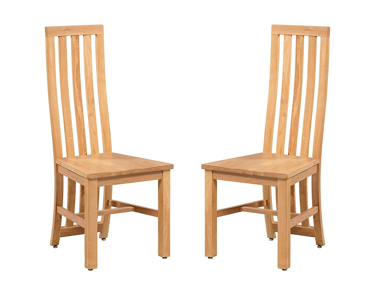 Trithi Furniture Toronto American Solid Oak Dining Chair With