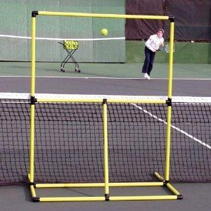 Tennis Court Air Target Trainer By Oncourt Offcourt 93 50 Serving Drills It Effectively Divides The Serving Target Area Int Tennis Tennis Serve Kids Tennis