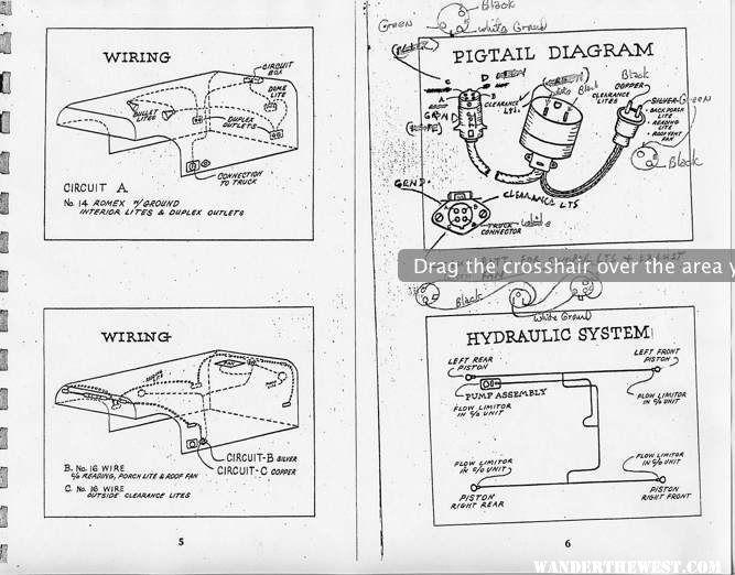 alaskan camper 12v for a 1967 camper pinterest camper rh pinterest com lund alaskan wiring diagram Wiring Diagram Symbols