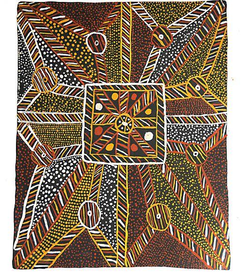 Tiwi : Delilah Freddy Puruntatameri | Art from Australian ...