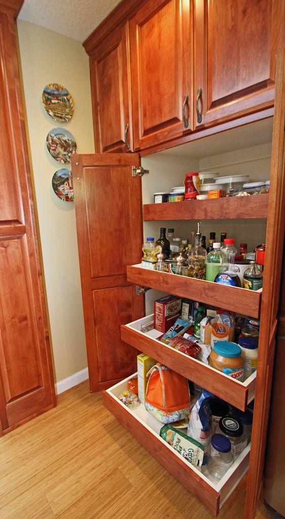 Kitchen Pantry Cabinet Designs Amazing Inspiration