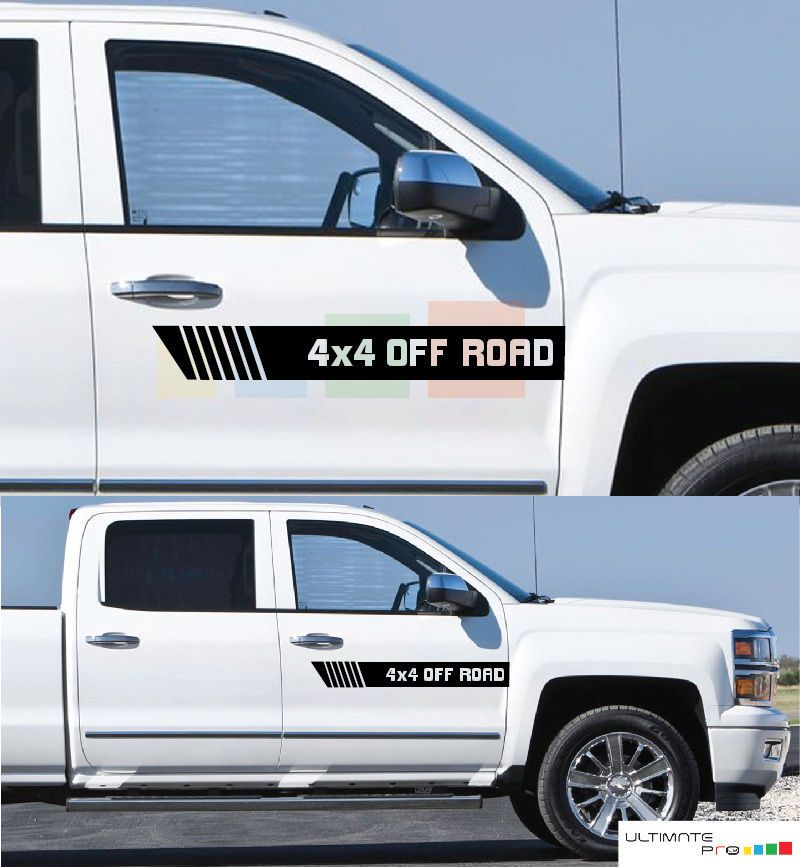 Details About Decal Stripes For Chevrolet SILVERADO Body Side - Chevy decals for trucksmore decalchevrolet silverado rally edition unveiled