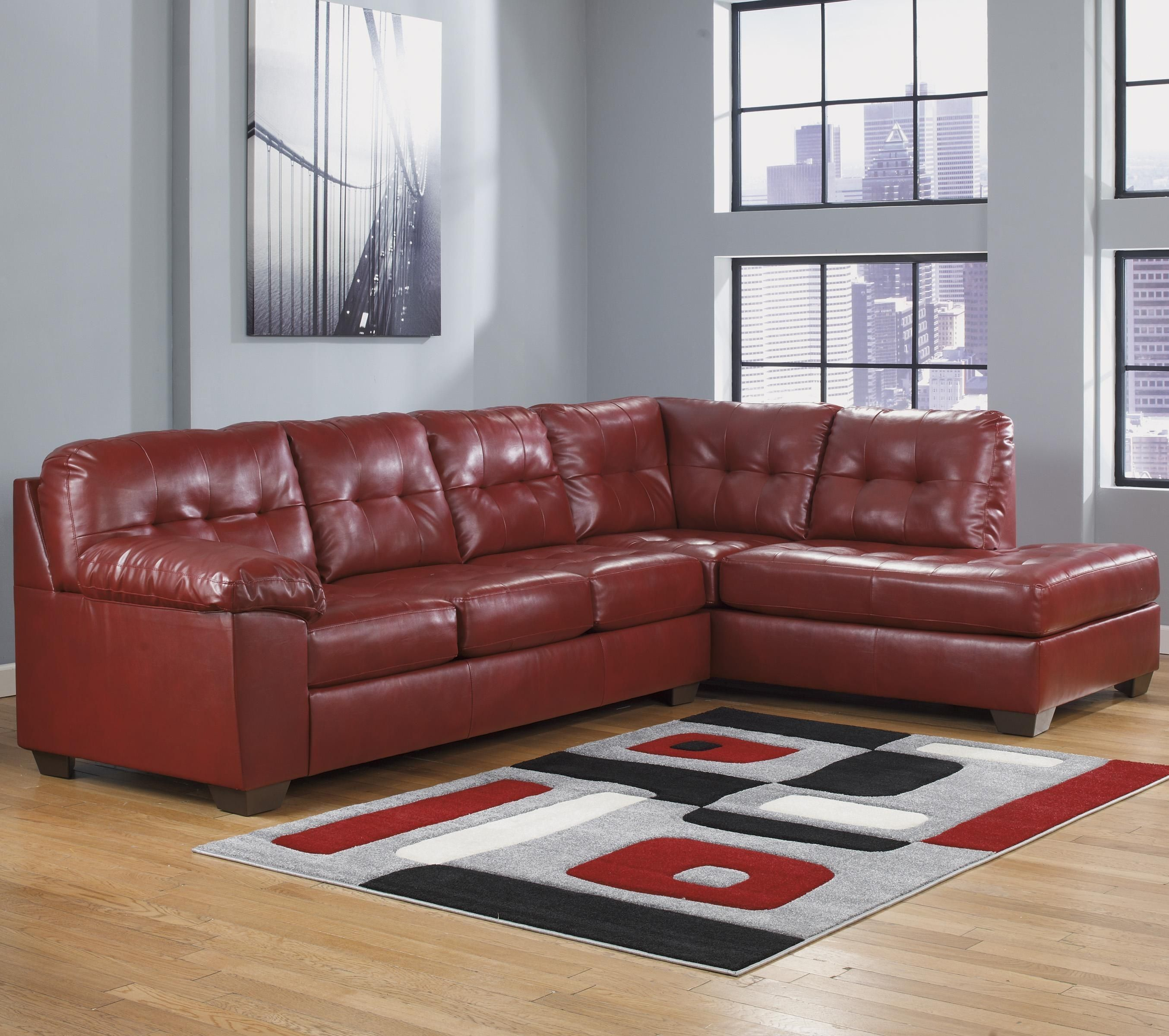 Scs Leather Sofas And Chairs Ligne Roset Sofa Smala Preis Red Bed Brokeasshome