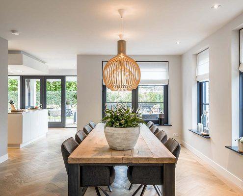 Modern interieur hengelo espacios in dining