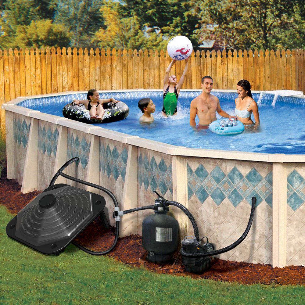 Poolmaster Above Ground Swimming Pool Solar Heater Pool Solar Panels Solar Pool Heater Solar Pool