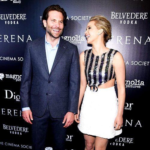 Brad & Jenn #serena #premier