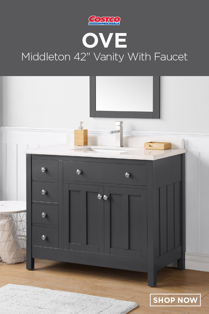 Middleton 42 in 2019 | What's New on Costco com | Bathroom