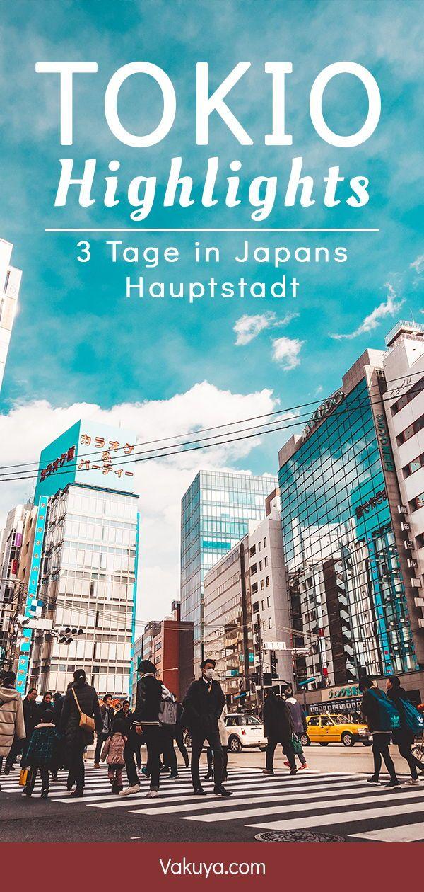 Photo of Tokio – Sehenswürdigkeiten, Tipps & Erfahrungen – Vakuya