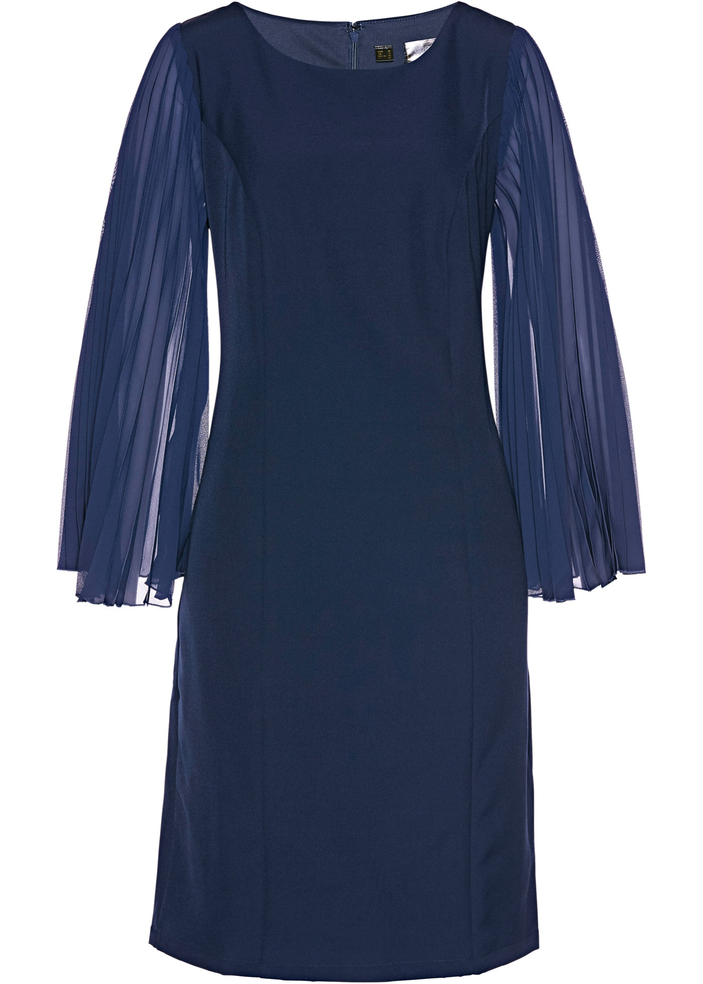 Kleid mit Plissee-Ärmeln  Kleider, Anziehsachen, Kleid mit ärmel