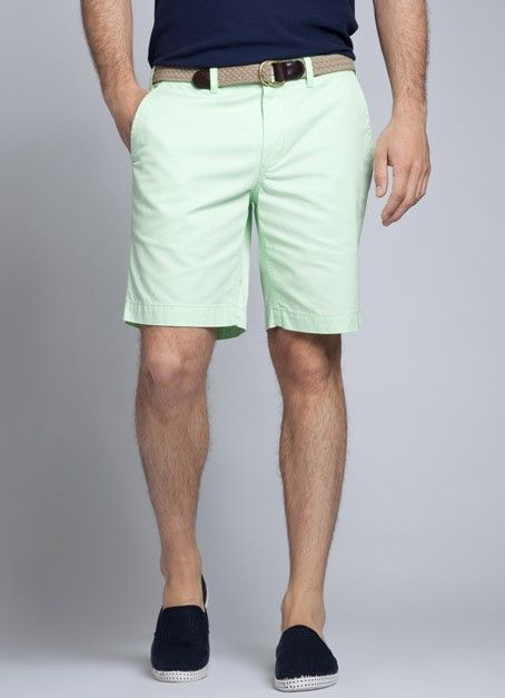 Light green shorts | For DYT Type 1 Men | Pinterest | Green shorts