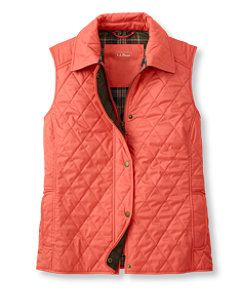LLBean: Quilted Riding Vest | Stuff to Buy | Pinterest | Beans ... : quilted riding vest - Adamdwight.com