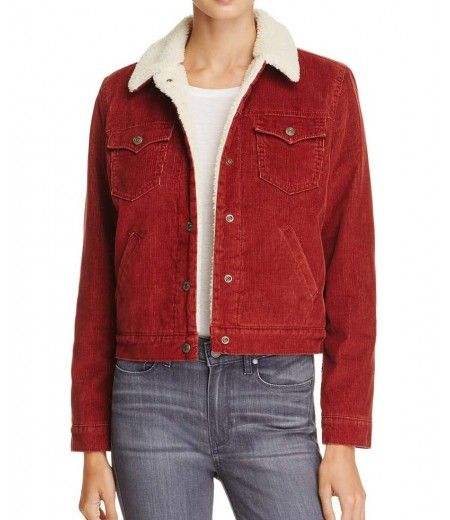 Wheeler Stranger Dyer Natalia Jacket Things Outfits Nancy Casual q1IC4x