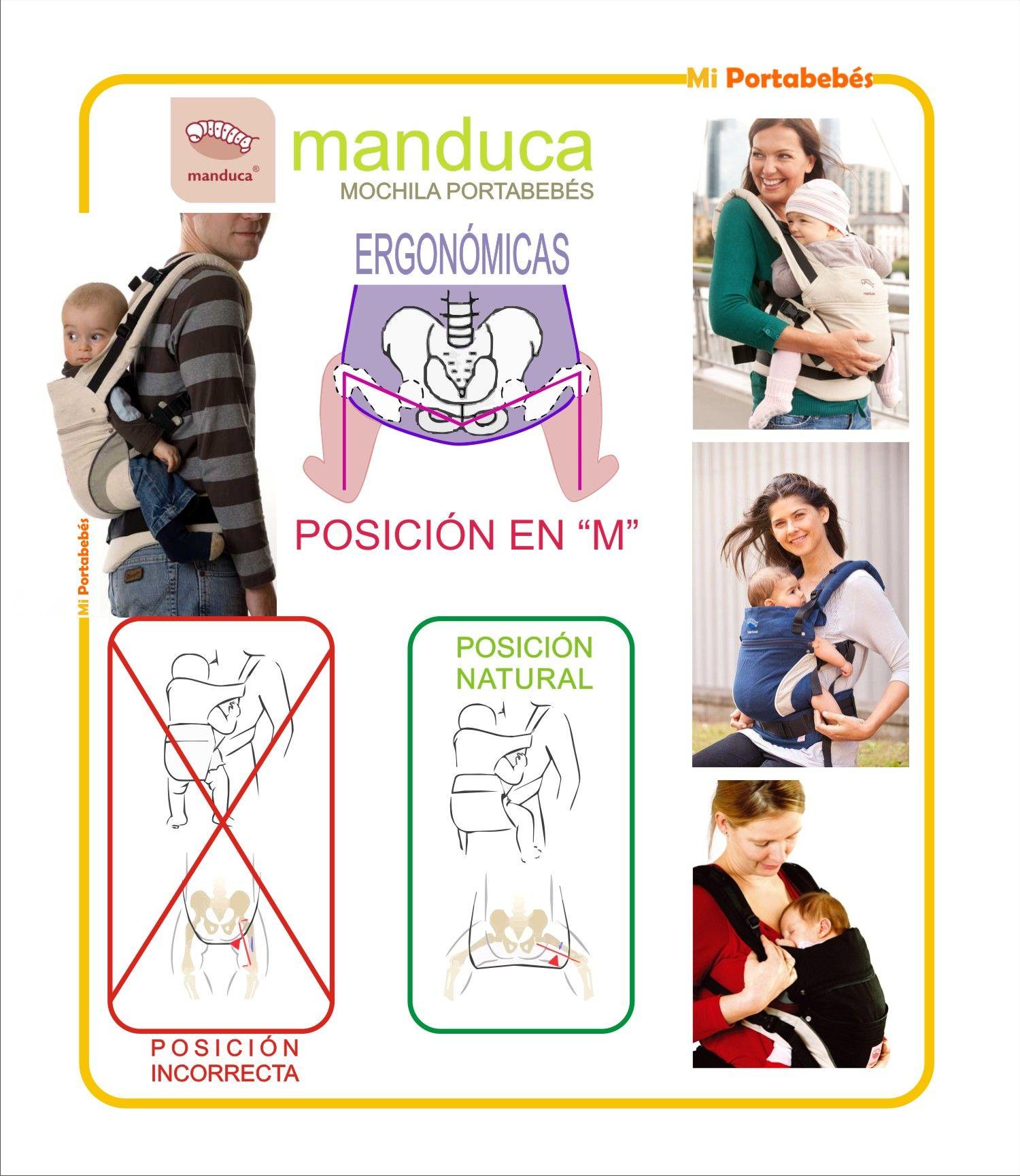 2d365ff804c Que es la posición en M usos mochilas manduca portabebes montana mochila  portabebes