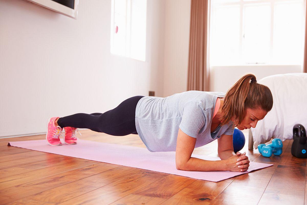 5mins full body workout