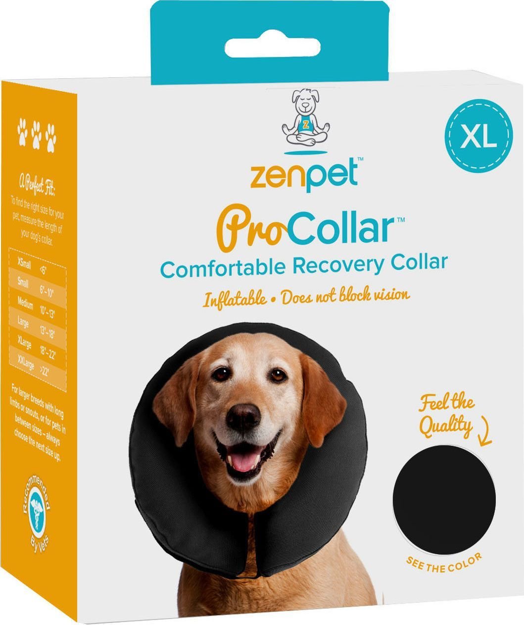 PROCOLLAR INFLATABLE RECOVERY COLLAR Cat collars, Dogs