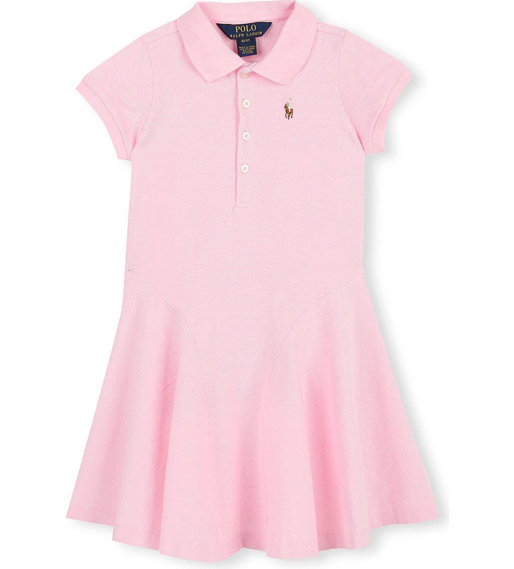 Polo Ralph Lauren robe 5-7 ans (Carmel rose   vêtements   Pinterest ... f85f3b80c738