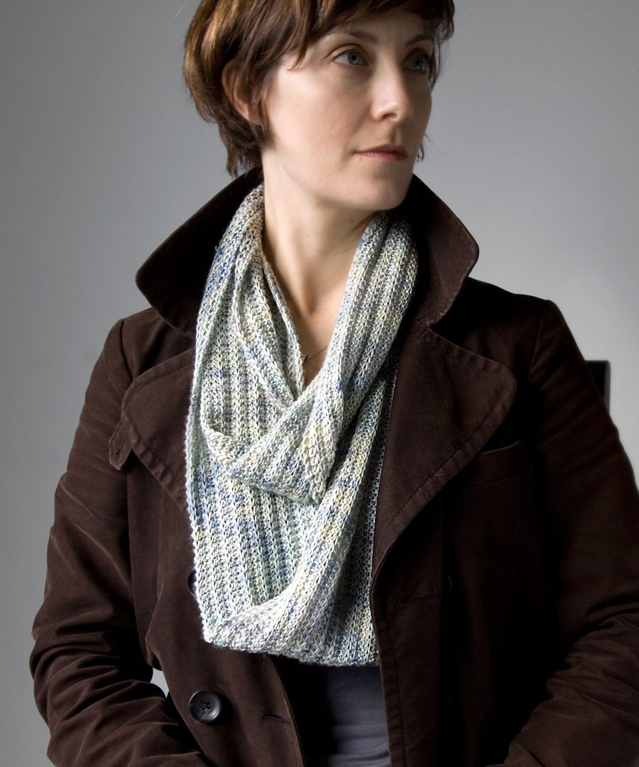 Opul Infinity Scarf: The Opul Infinity Scarf is an easy soft loop ...
