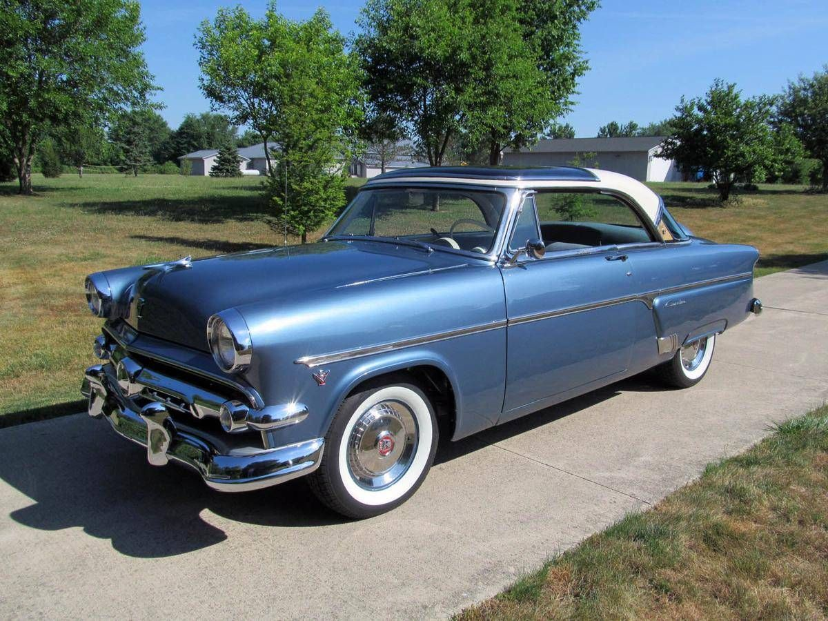 1954 ford crestline skyliner glass top for sale