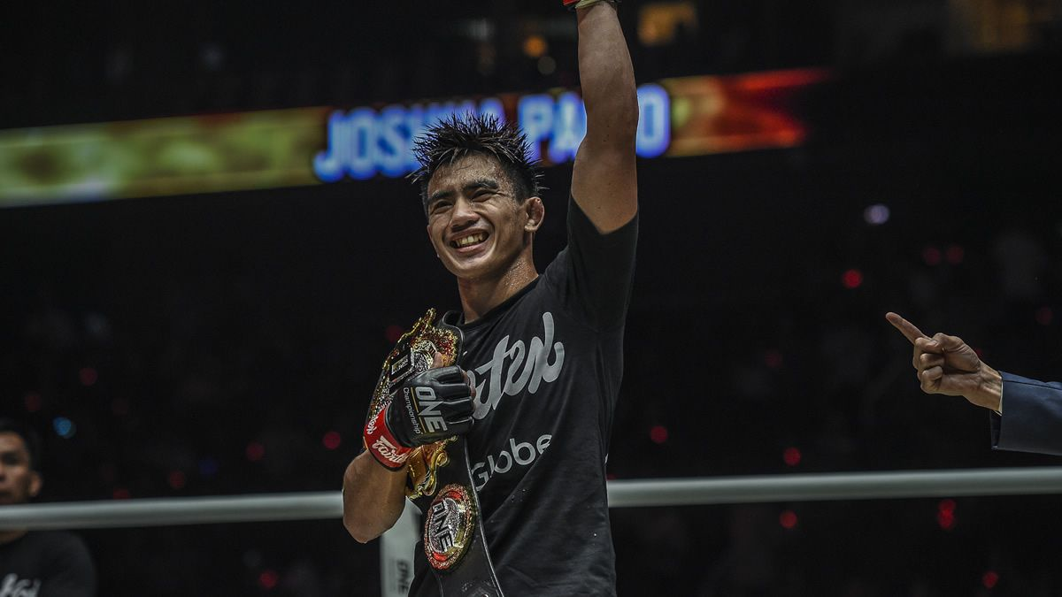 ONE Championship 'Fire & Fury' fight card (With images