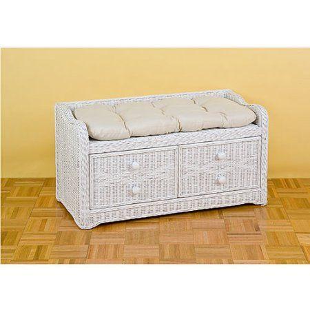 Home Storage Bench With Cushion Bench With Storage Storage