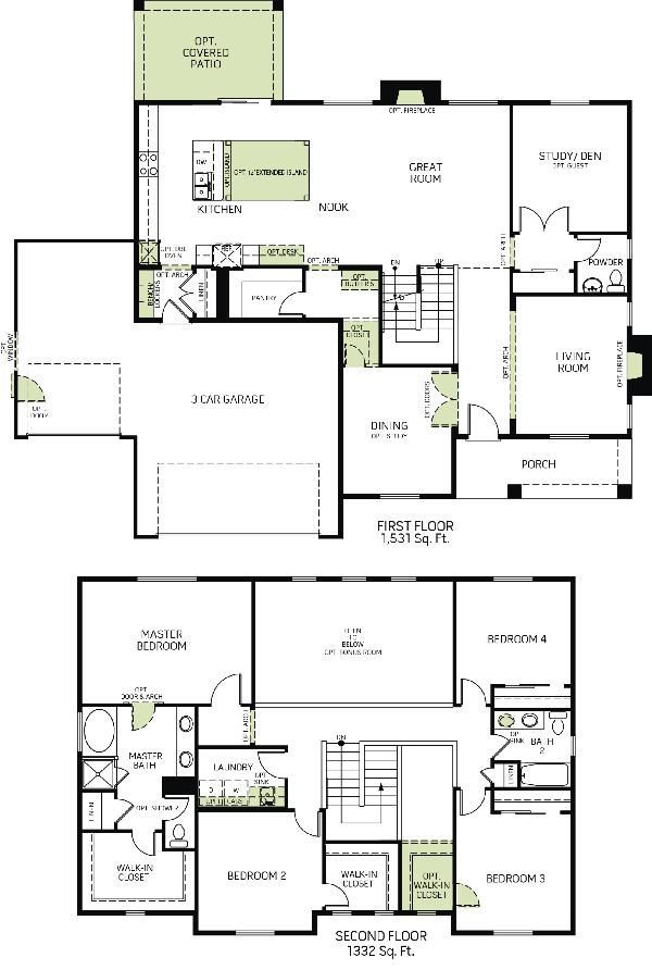 lot 12 mcintosh model 5 bedroom 3 bath new home in american fork - Mcintosh House Plans