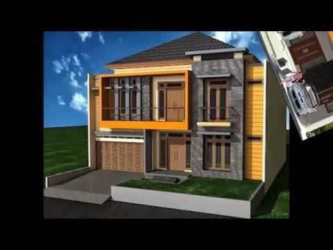 desain rumah tingkat minimalis terbaik | rumah, desain