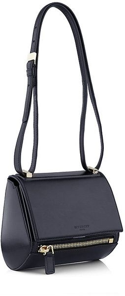 Givenchy Mini Pandora Box Bag in Blue  4b195ffdade71