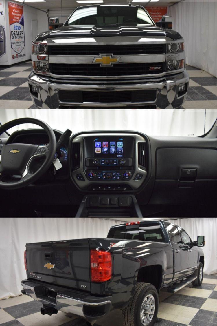 New Used Cars For Sale In Chillicothe Near Kansas City Mo Chevrolet Silverado Chevrolet Chevrolet Silverado 2500