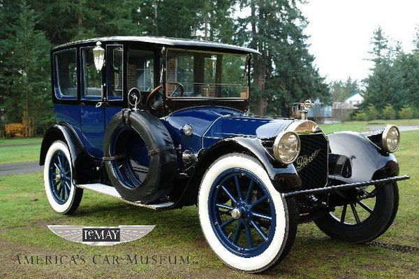 1916 Pierce Arrow Brougham Pierce Arrow Was Considered The