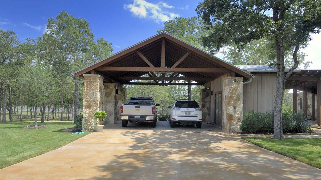 La Grange Ranch Burleson Design Group, Hill Country