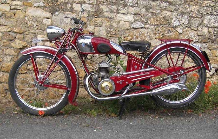 1939 Peugeot 53 Chl Motos Anciennes Voiture Peugeot Moto Francaise