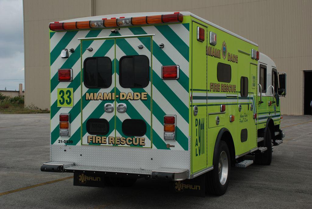 Florida ambulance Ambulance, Fire rescue, Rescue