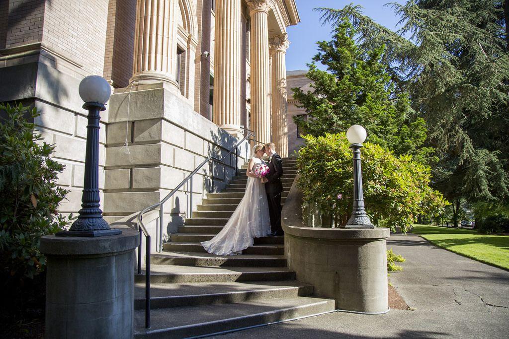 Holy names academy chapel skansonia wedding
