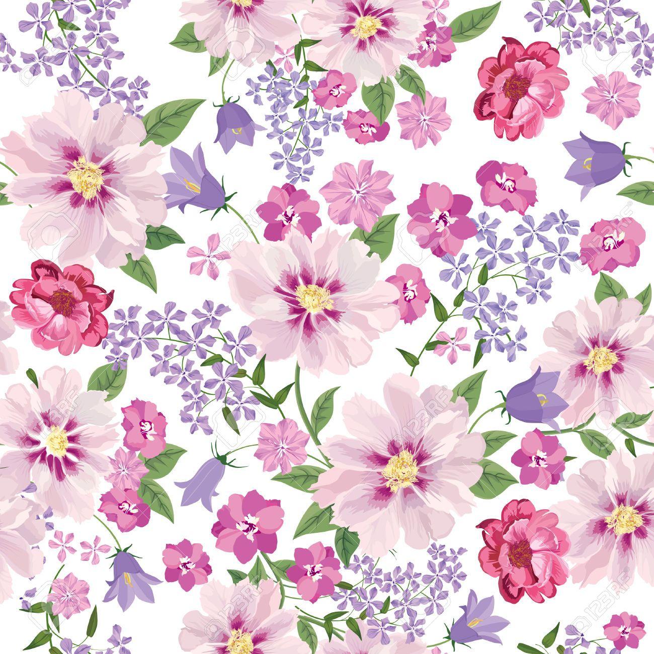 Flowers Background - Google'da Ara