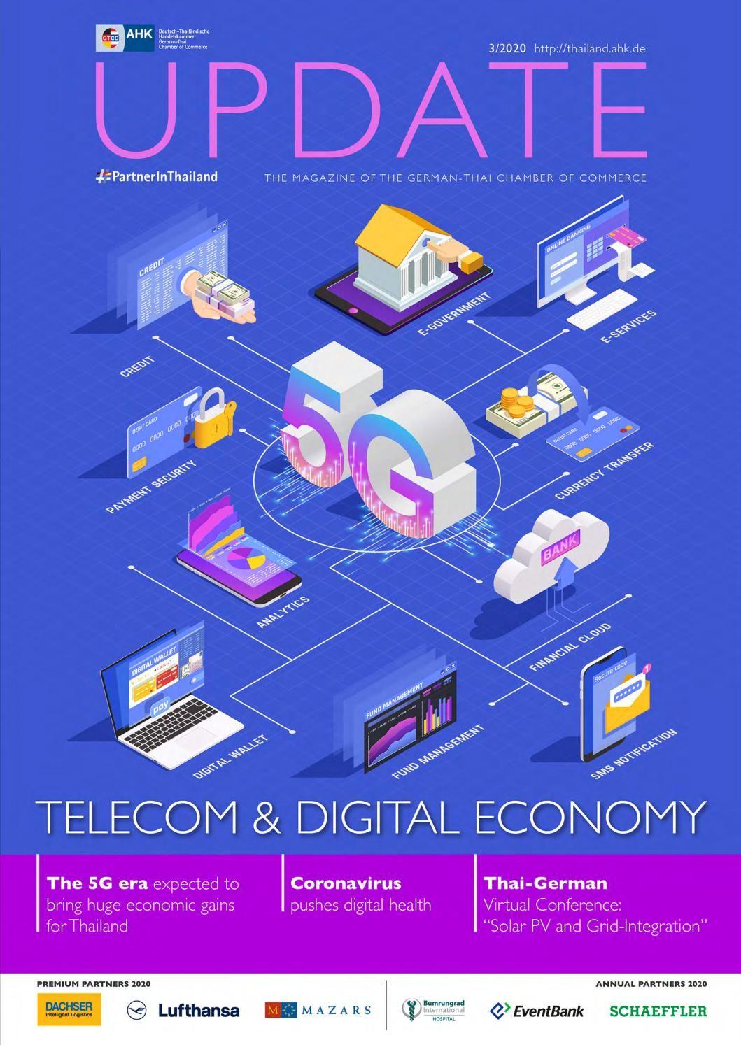 Update Q3 2020 Telecom Digital Economy Economy Digital Health Digital