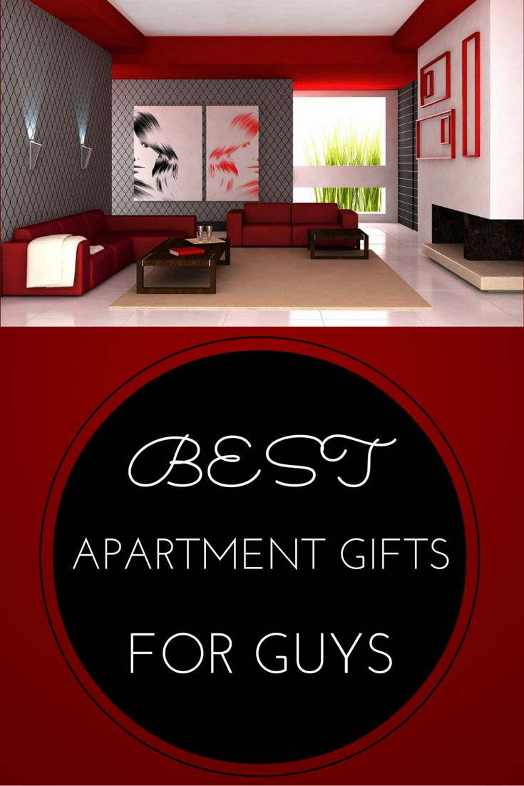housewarming gift ideas for guys, moving into new apartment, new