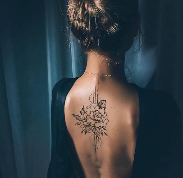2020 Alluring Tattoo Styles To Copy In 2020 Girl Back Tattoos Back Tattoo Tattoos