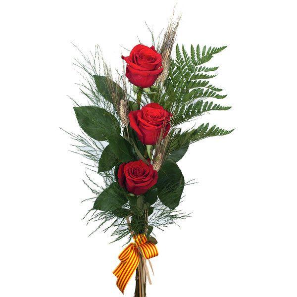 Presentacio Rosa De Sant Jordi En Opinar Roses Sant