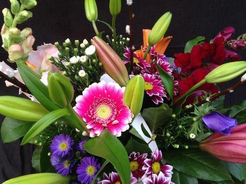 Flower CSA Half Share