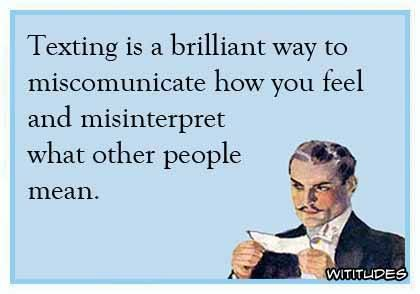 Communication In The 21st Century Www Familyfull Com Funny Quotes Ecards Funny How Are You Feeling