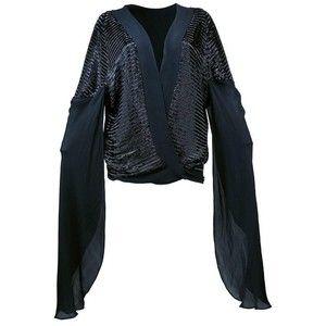 beaded evening jackets