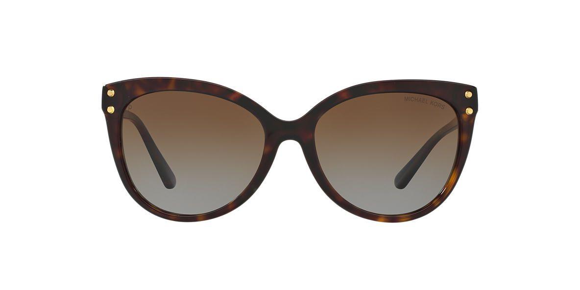 40d4eca9fd76 Michael Kors MK2045 55 JAN 55 Brown   Tortoise Polarized Sunglasses ...