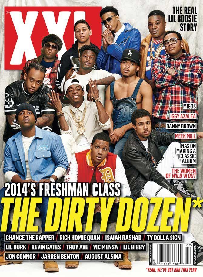 Xxl Magazine 2012 XXL Freshman Class 201...