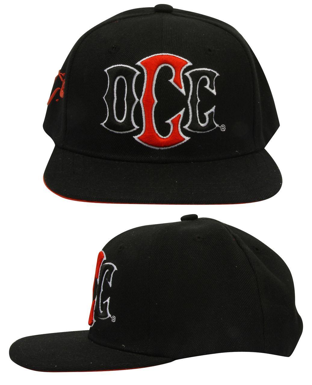 94151c4b OCC Snap Back Cap Colour: Black Official Orange County Choppers Merchandise