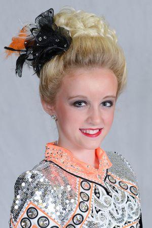 Irish Dance Makeup   Faces by Cait B