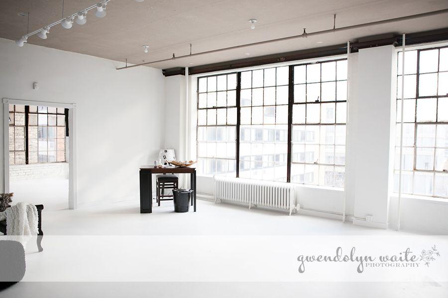My New Natural Light Studio