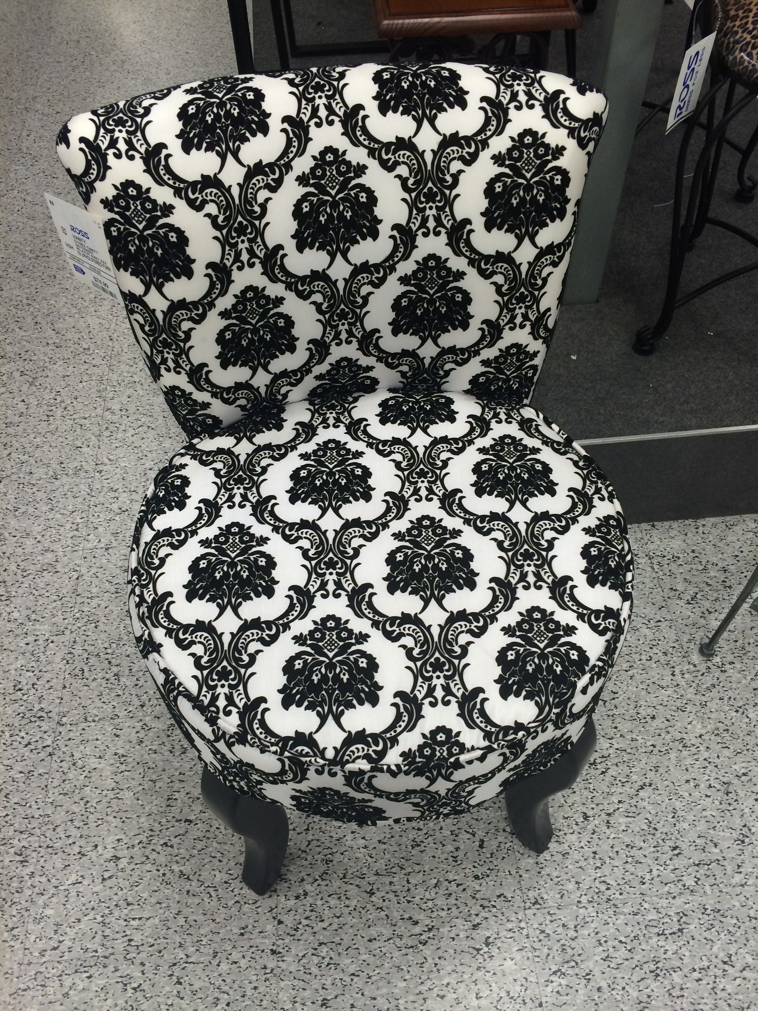 1ed3cde2dfa Chair at Ross Stores | AlL tHiNgs DaMasK! | Home decor, Kitchen ...